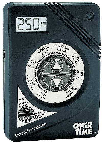 Quik Time QT-3 Metronome