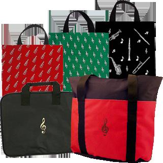 Tote Bags & Portfolios